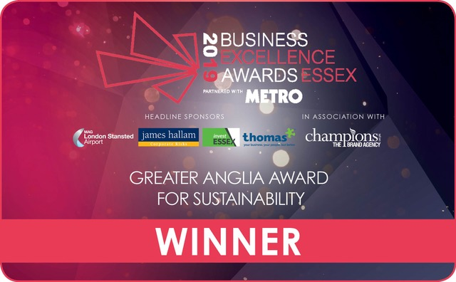 2019 business excellence awards Essex