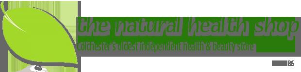 Natural Health Shop Logo
