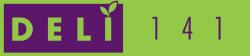 Deli 141 Logo